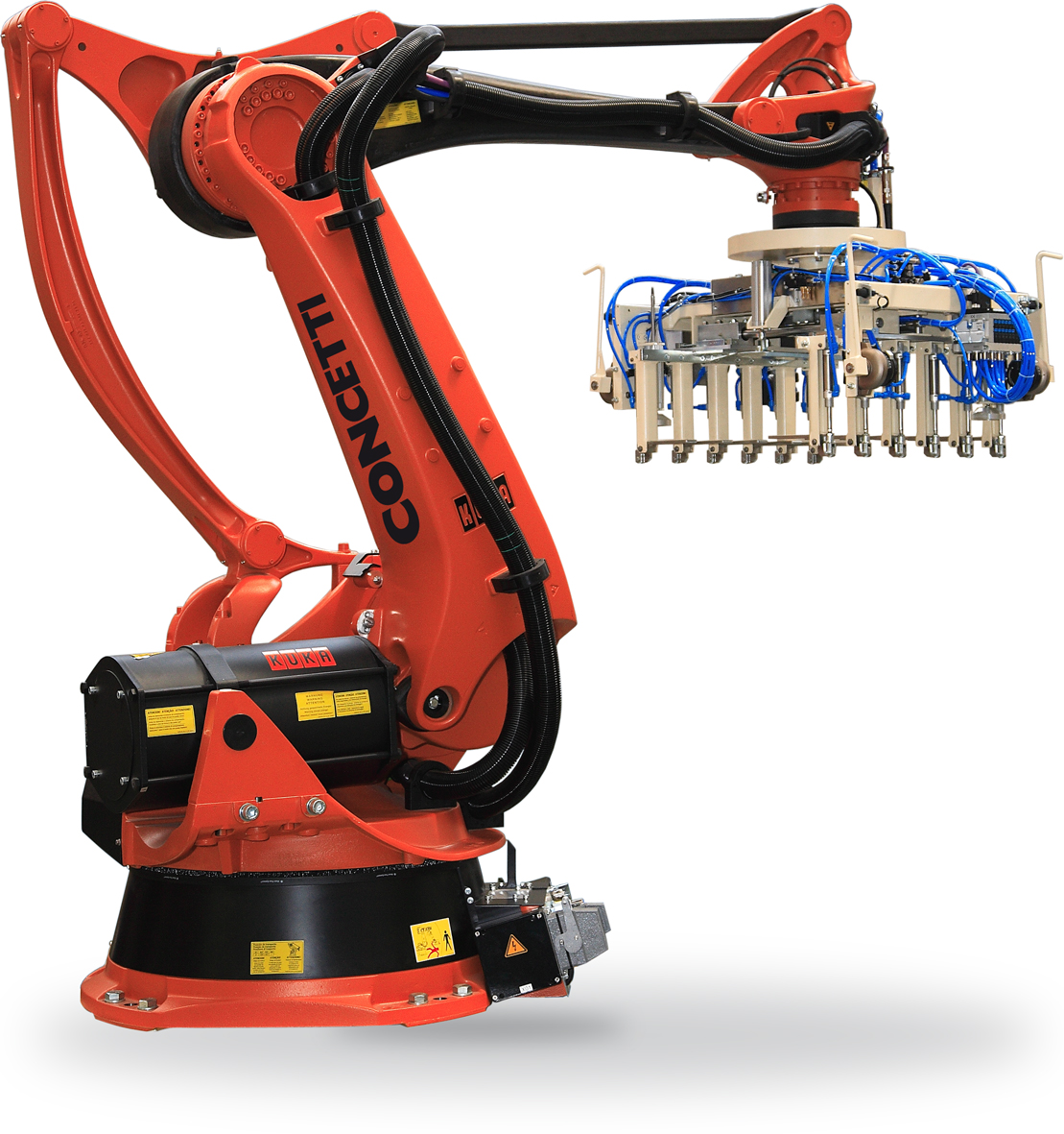 Robot paletyzujący antropomorficzny PS-4A/15S-A