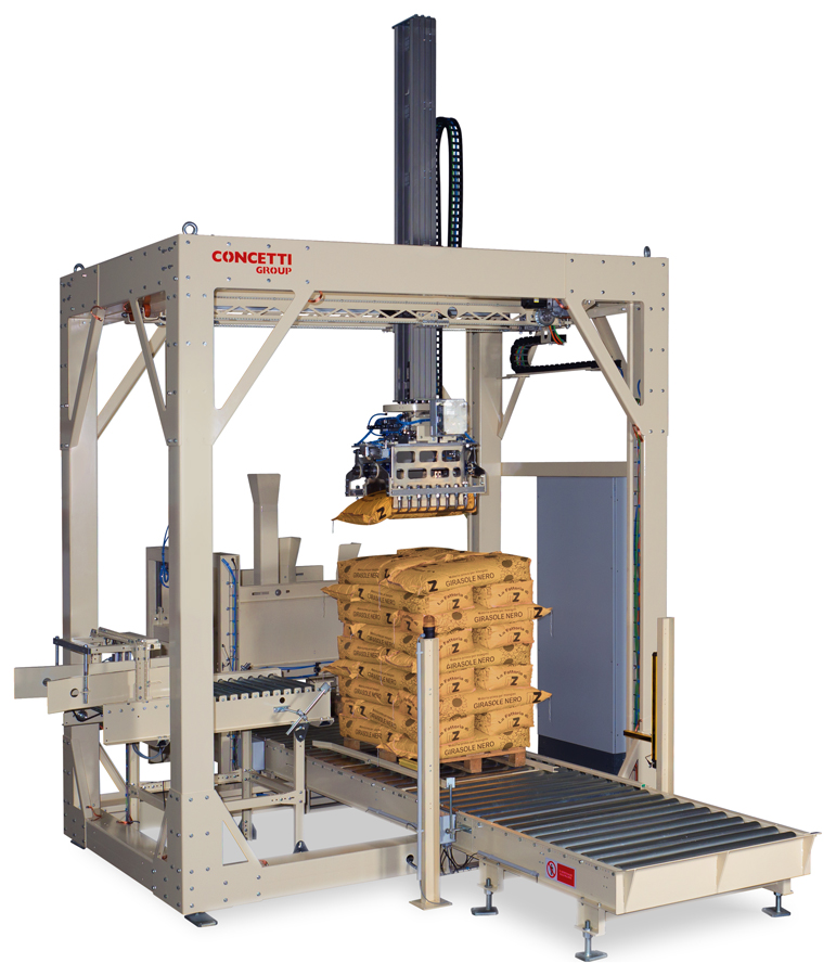 Robot paletyzujący typu portalowego PS-4A/10SP