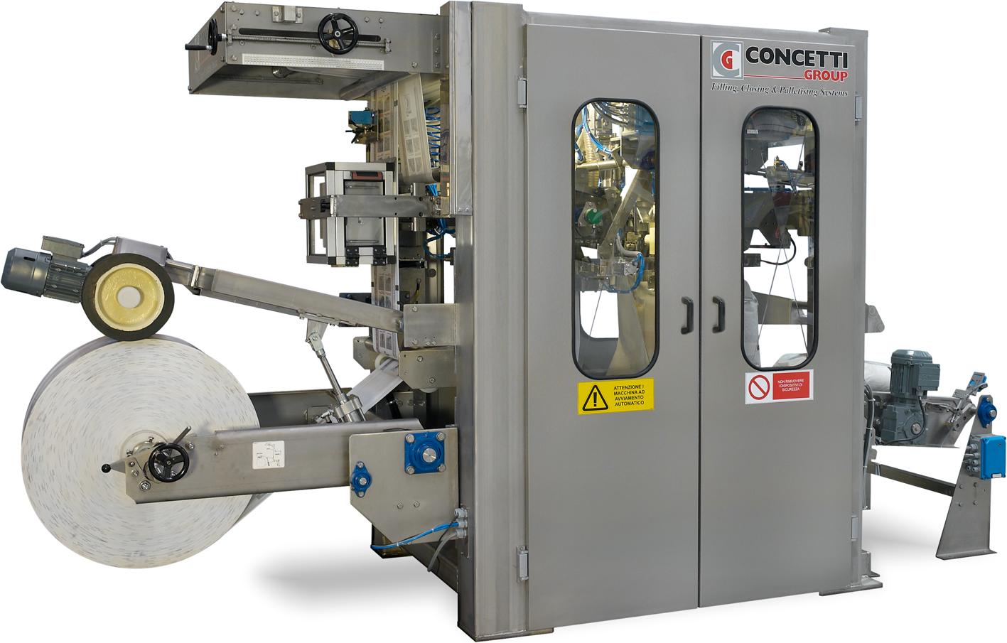 Maszyna pakująca FFS-E