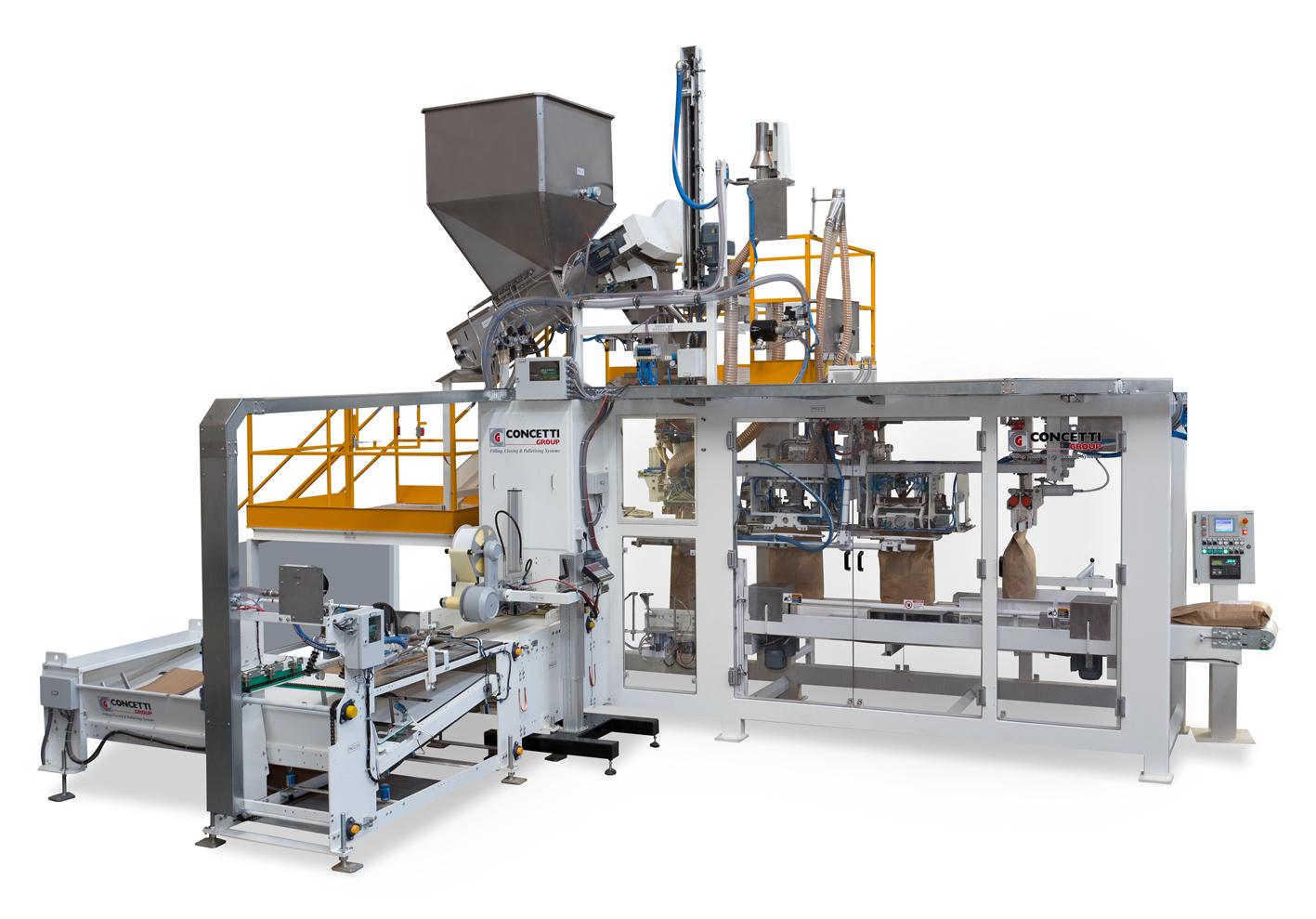 Multifunkcyjny system pakowania IGF