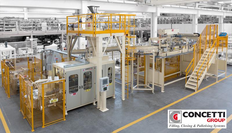 STARPACK® 1200 – 1600 Wysokiej wydajności system pakowania